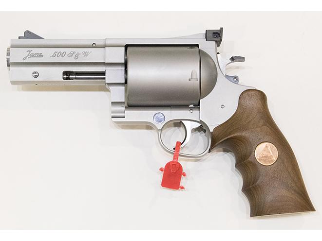 Janz MA .500 S&W Magnum new revolvers