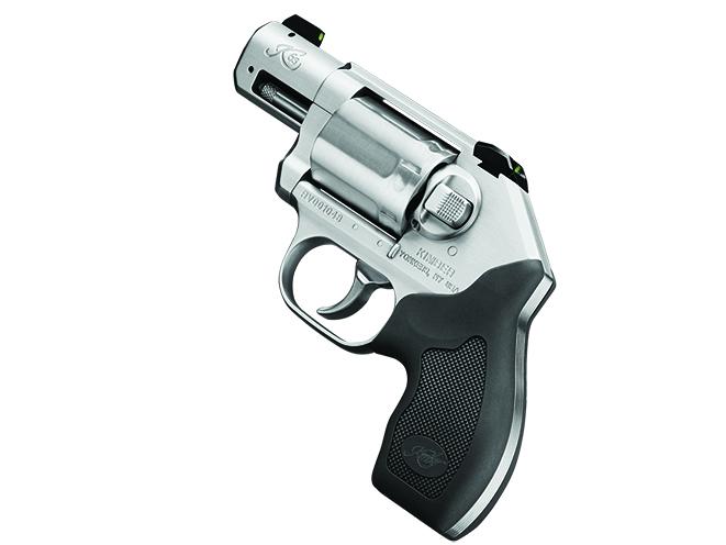 Kimber K6s Stainless new revolvers