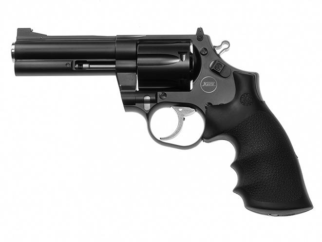 Nighthawk-Korth Mongoose new revolvers