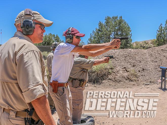 nighthawk browning hi-power gunsite 250 pistol class