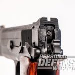 nighthawk browning hi-power gunsite 250 pistol rear sight