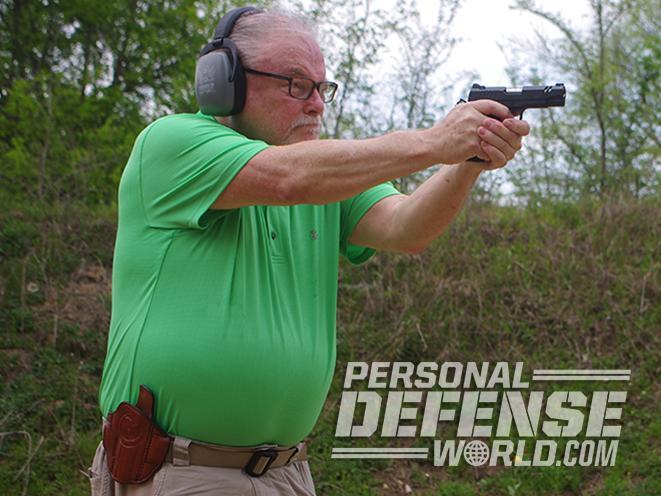 Nighthawk Tri Cut Carry gun test