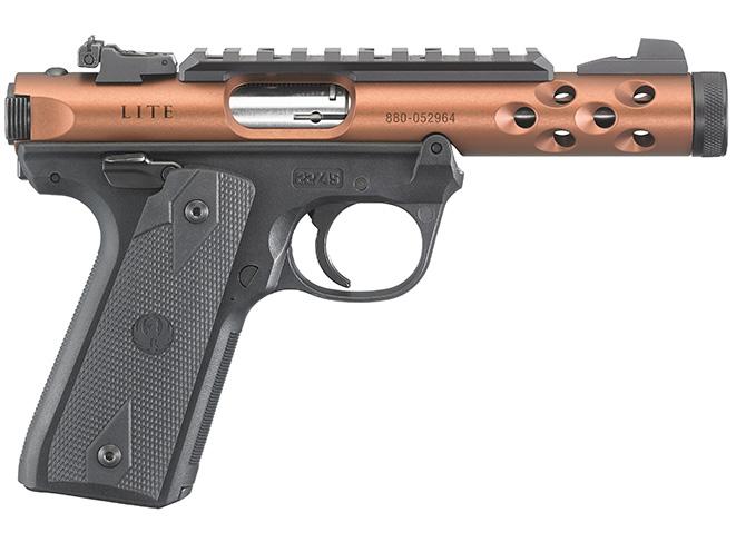 Ruger Mark IV 22/45 Lite new pistols