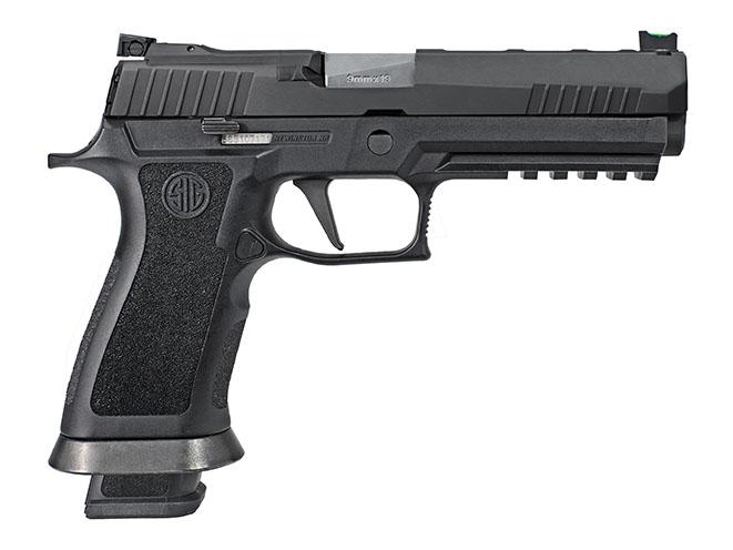 Sig Sauer P320 X-Series new pistols