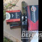 Ruger SR1911 Lightweight Commander 9mm pistol novak sights