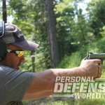 Ruger SR1911 Lightweight Commander 9mm pistol gun test
