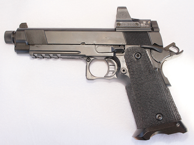 STI HOST 5.0 new pistols