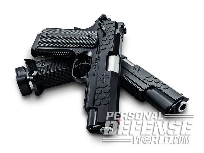 STI HEX Tactical SS 4.0 PISTOL comparison