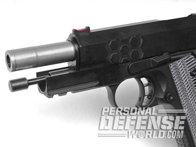 STI HEX Tactical SS 4.0 PISTOL barrel