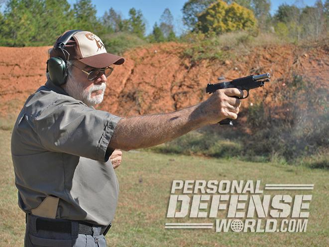 STI HEX Tactical SS 4.0 PISTOL range test