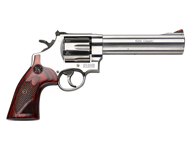 Smith & Wesson Model 629 Deluxe new pistols