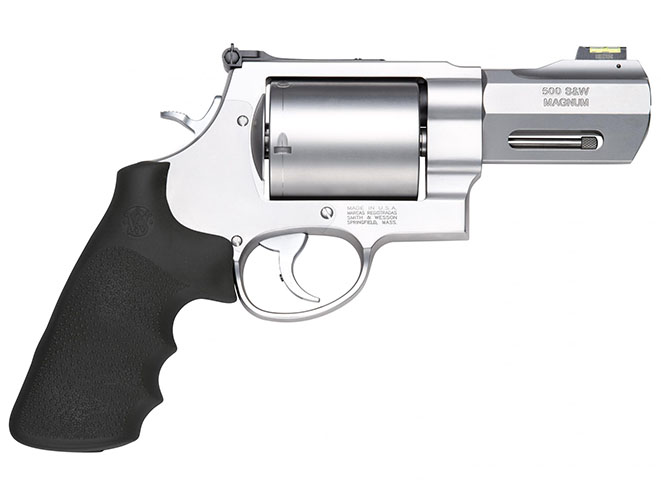 Smith & Wesson Model S&W500 new pistols