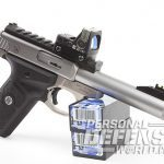 Smith & Wesson SW22 Victory pistol ammo