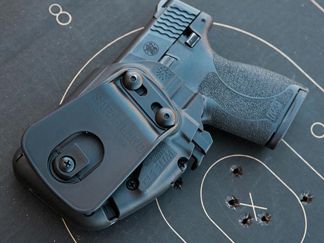 Safariland Model 571GLS holster lock