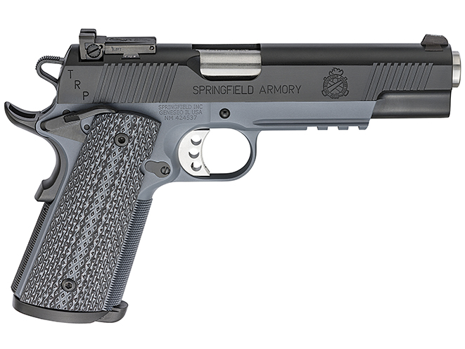 Springfield TRP Operator Tactical Grey new pistols