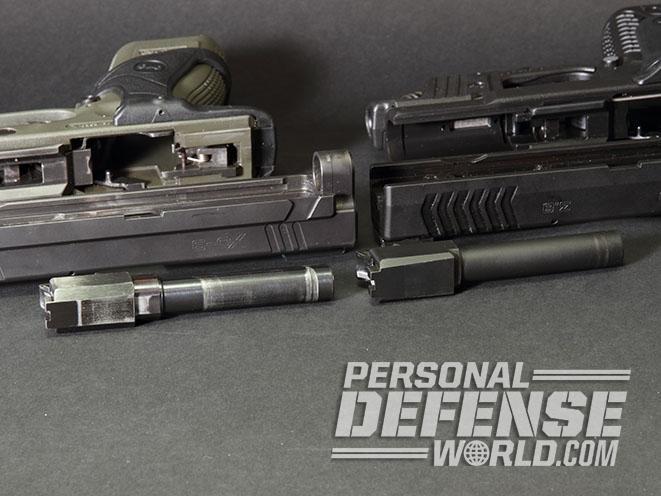 Springfield XD pistol barrel