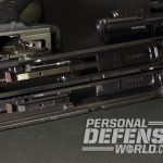 Springfield XD pistol internal