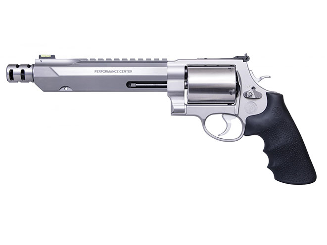 Smith & Wesson Model 460VXR new pistols