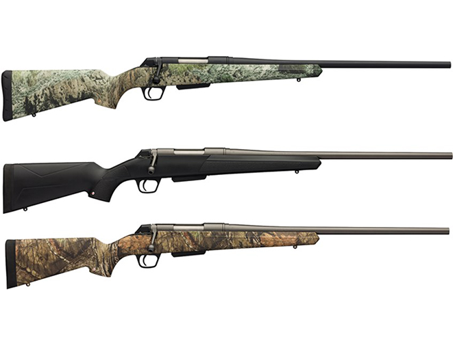 Winchester XPR bolt action rifles