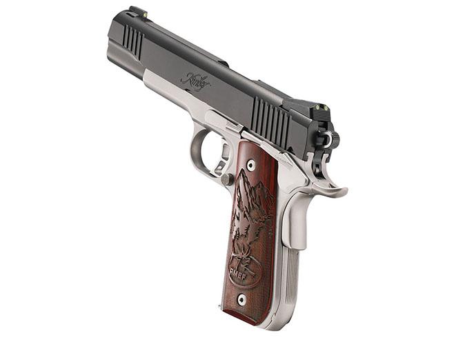 Kimber Camp Guard 10 pistol 10mm personal defense world angle