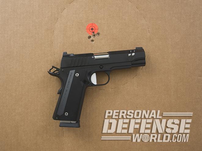 Nighthawk Tri Cut Carry target