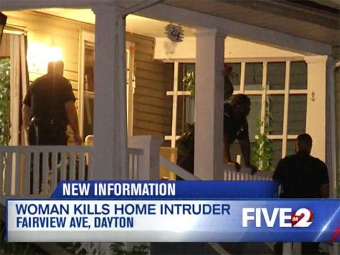 ohio home invasion shooting
