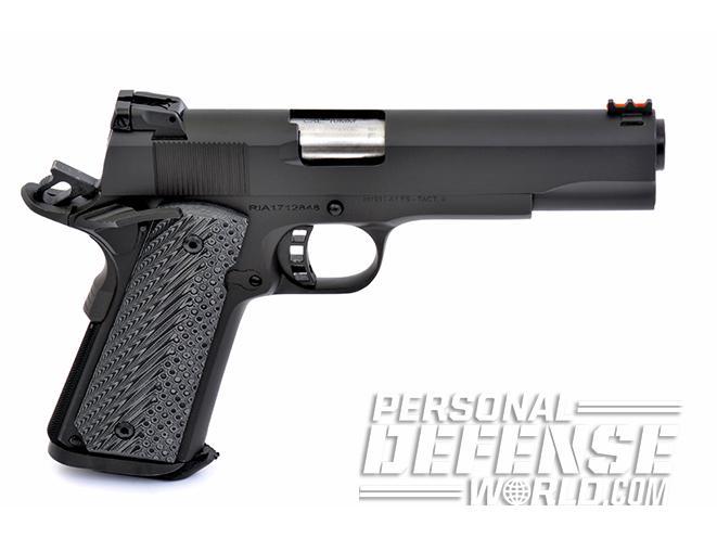 Rock Ultra FS 10mm pistol right profile