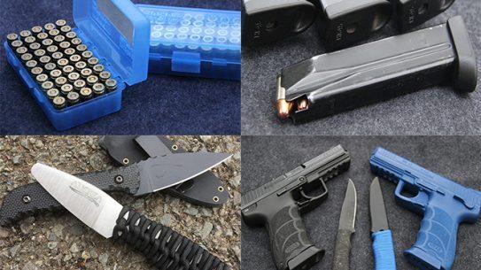 10 essentials handgun gear