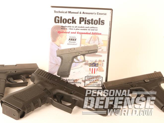 AGI glock pistols course