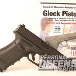 AGI glock pistols course closeup