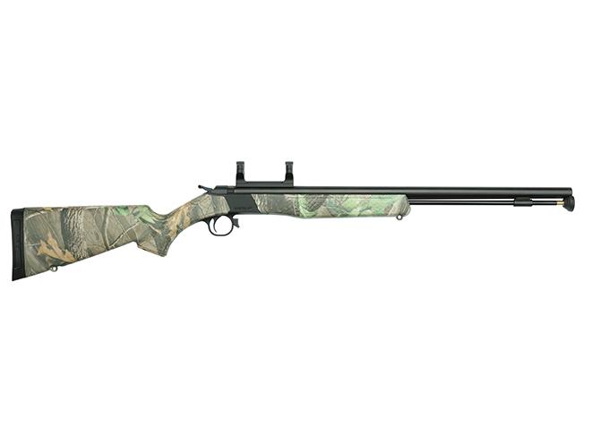 CVA Wolf black powder guns