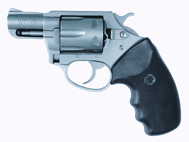 Charter Arms Pathfinder rimfire revolvers