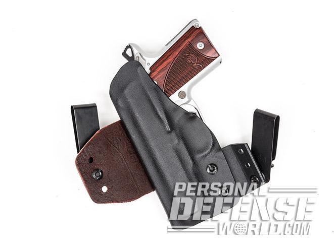 clinger npw holster kimber micro 9
