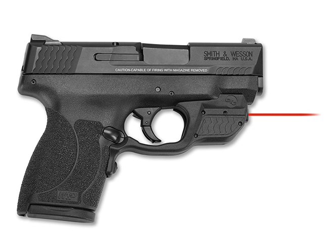 Crimson Trace LG-485 Laserguard new lights and lasers