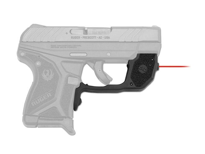 Crimson Trace LG-497 red laser for ruger lcp ii pistol