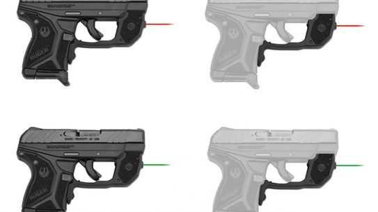 crimson trace ruger lcp ii lasers