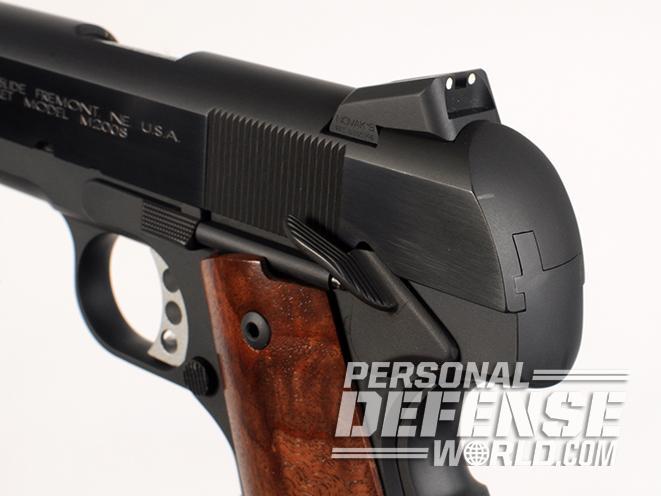 Cylinder & Slide colt model 1908 pocket model 2008 pistol rear sight