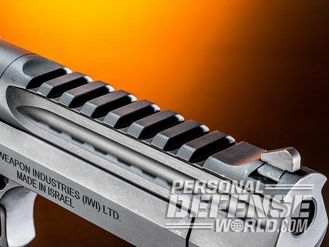 Magnum Research Desert Eagle Combo Caliber Pack rail