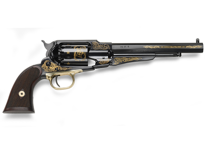 EMF 1858 Buffalo Bill Commemorative black powder guns