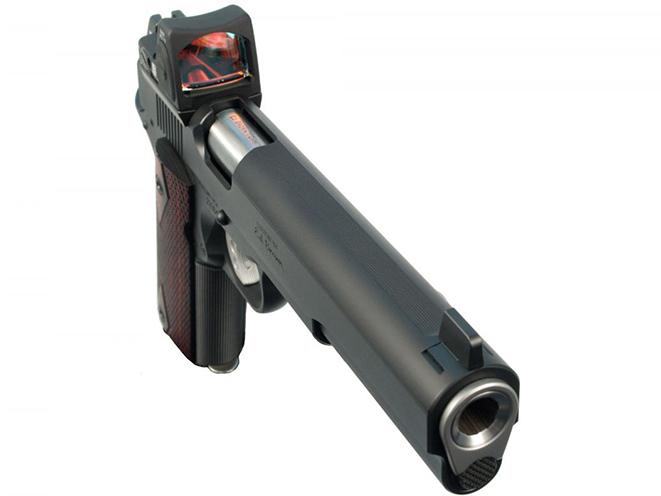 Ed Brown LS10 pistol long slide