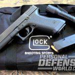 Glock 17 pistol bag
