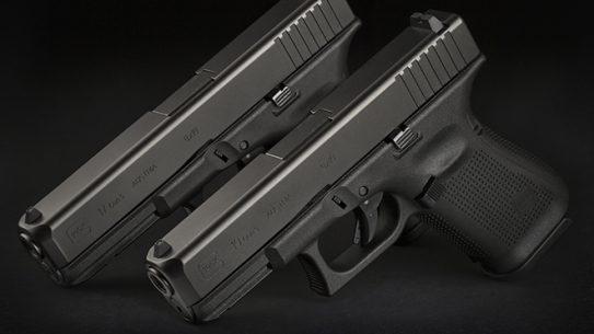 new Glock Gen5 Pistols