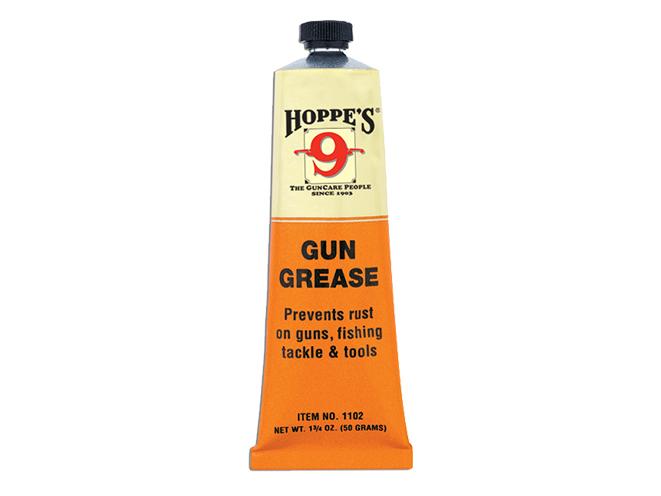 handgun cleaning gun grease