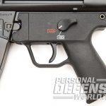 HK SP5K pistol trigger
