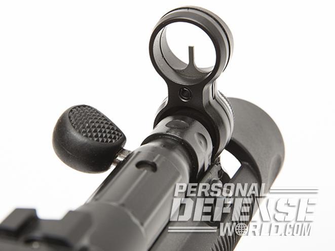 HK SP5K pistol sight
