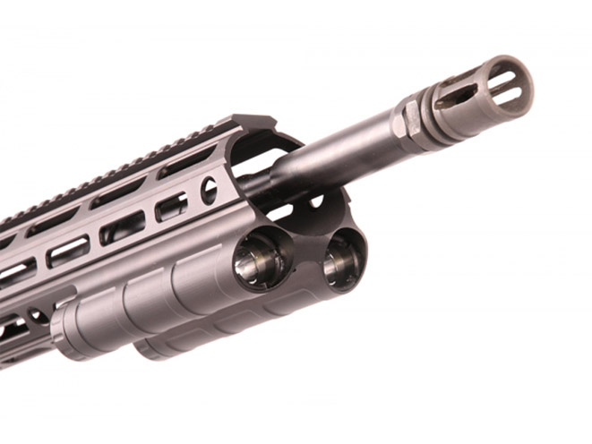 Hardened Arms LumaShark new lights and lasers
