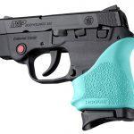 aqua Hogue HandALL beavertail grip for s&w bodyguard 380