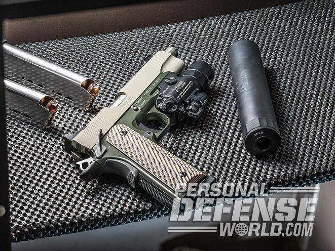 home defense gun upgrade