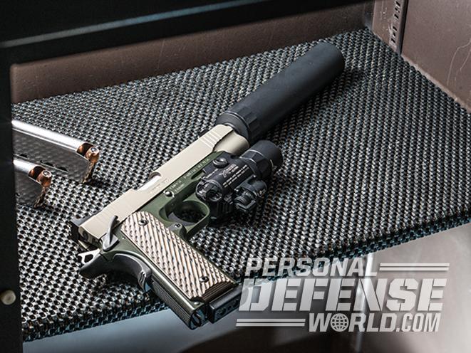 home defense gun accessories