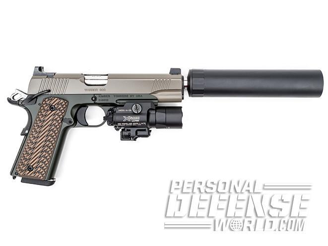 home defense gun right profile